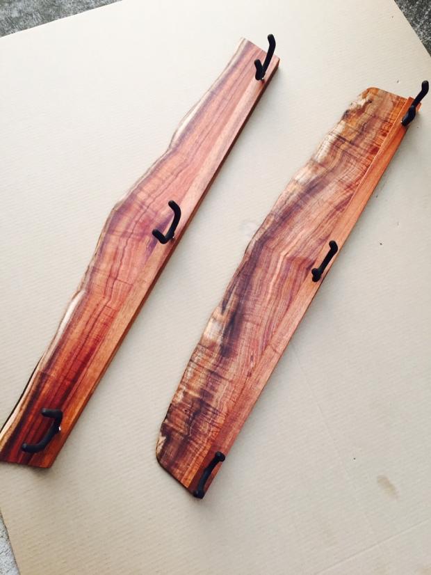 Tripple ukulele rack