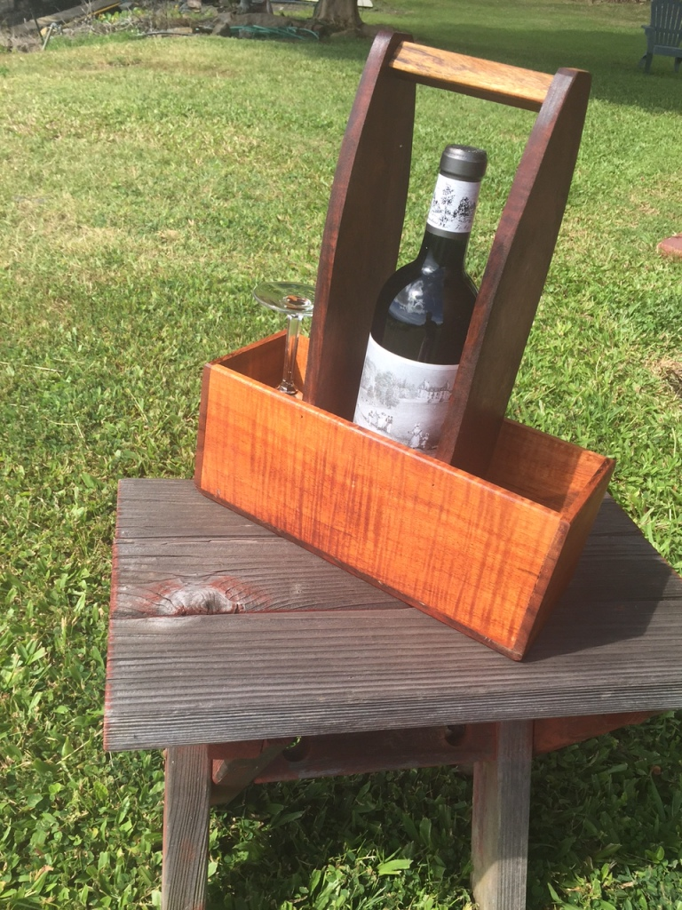 Wine Caddy for 2